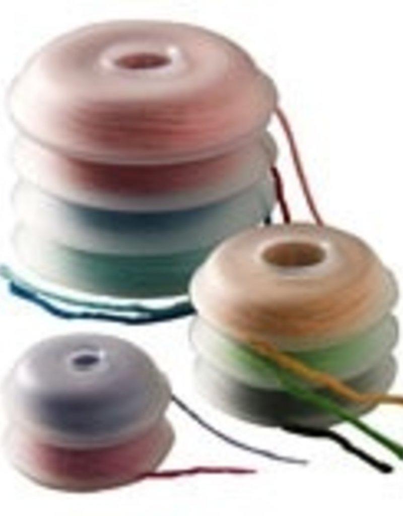 "Knitpicks Knitting Yarn Bobbins, Medium - 2 3/8"" diameter, set of 6"