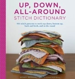 Stewart Tabori & Chang Up, Down, All-Around Stitch Dictionary