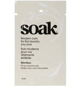 SOAK soak, single use, Scentless