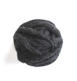 Knit Collage Sister Yarn - Charcoal Heather by Knit Collage