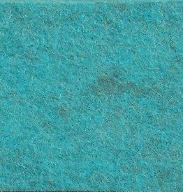 """Pollika Frescofelt Aqua 20x30cm (8""""x12"""") by De Witte Engel"""