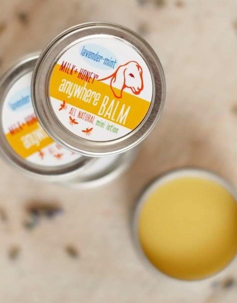 Milk + Honey Lavender Mint Anywhere Balms