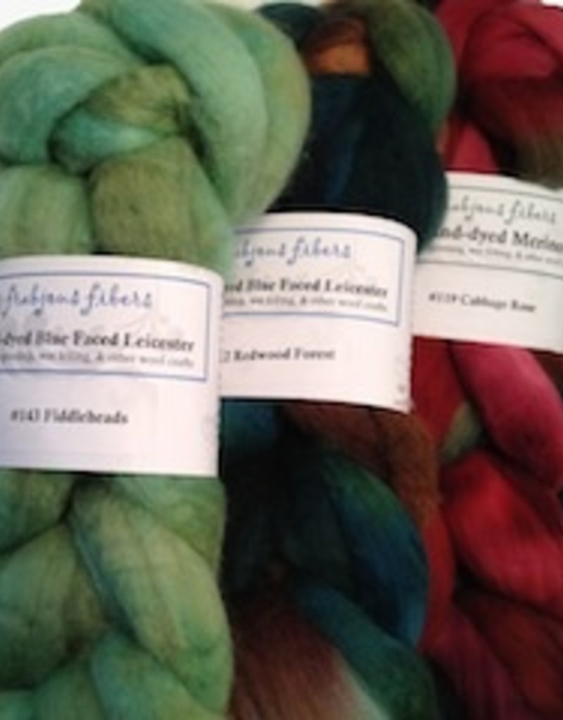 Frabjous Fibers BFL by Frabjous Fibers, braid