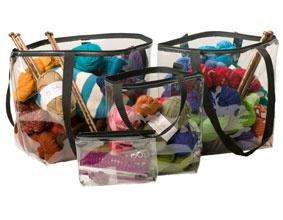 Knitpicks Zippered Project Bag, Medium