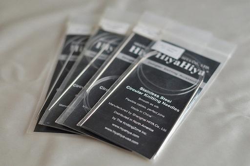 """Hiya Hiya 40"""" Steel Circular Needle by HiyaHiya"""