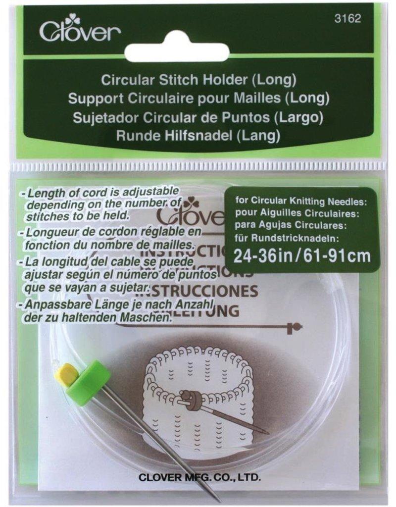 Clover Circular Stitch Holder-Long
