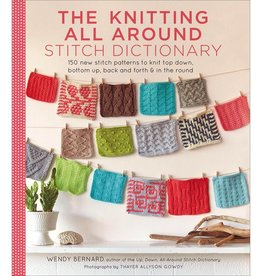 Stewart Tabori & Chang Knitting All Around, Stitch Dictionary