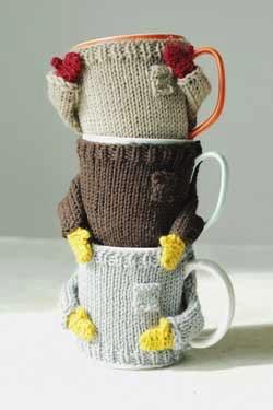 NNK press Mug Sweater Pattern