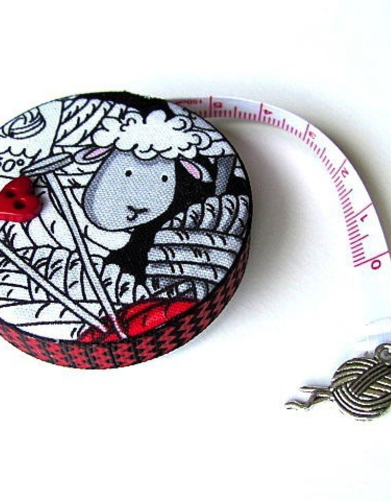 Kawaii Tape Measure