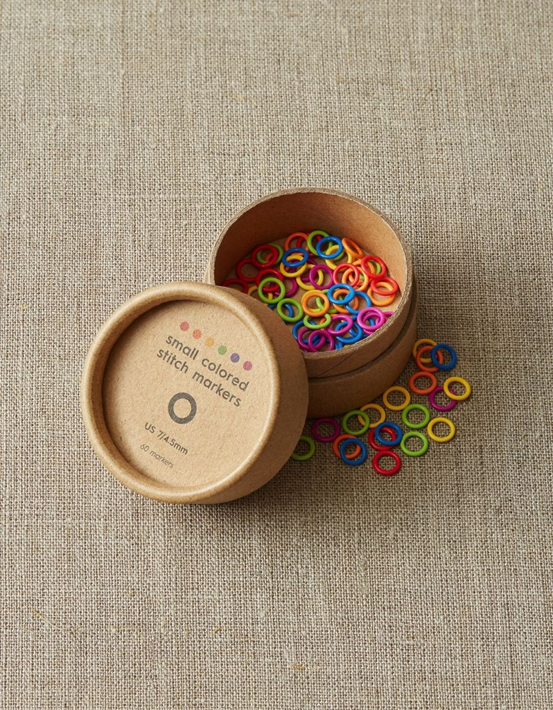 Cocoknits Mini Colored Stitch Markers by Cocoknits