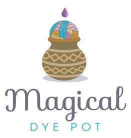 Zen Yarn Garden Magical Dye Pot series by Zen Yarn Garden