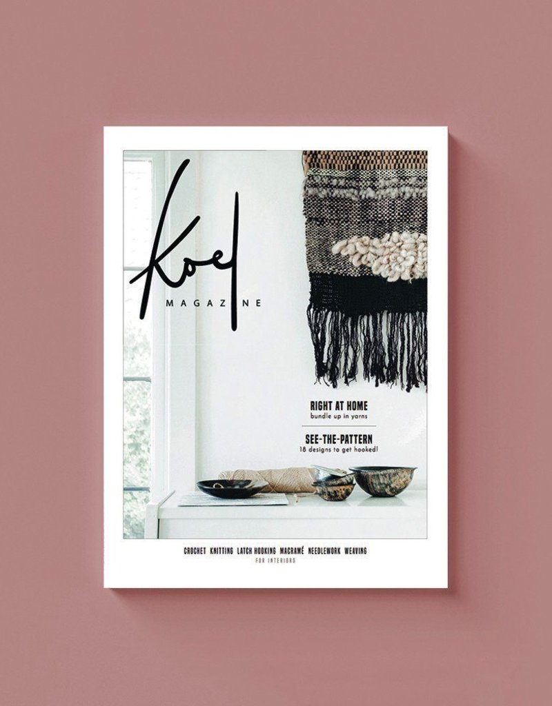 Koel Koel Magazine - Issue 1 Qtr 4 2016
