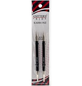 Knitter's Pride Karbonz Interchangeable Tips