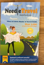 Needle Travel Fiber & Fabric Mania! a Travel Guide 2017