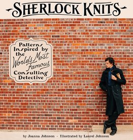 Slate Falls Press Sherlock Knits: Patterns Inspired by the World's Most Famous Consulting Detective by Joanna Johnson