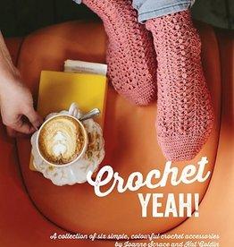 Coopknits Crochet Yeah! by Joanne Scrace & Kat Goldin