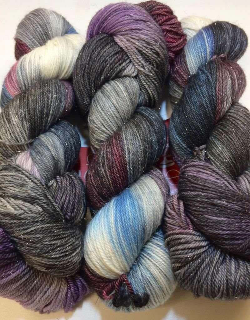 Zen Yarn Garden Superfine Glitter by Zen Yarn Garden