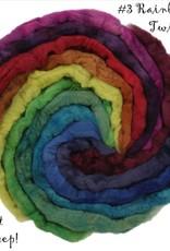 Frabjous Fibers Three Feet of Sheep, Merino Capital Colors, 8 oz by Frabjous Fibers