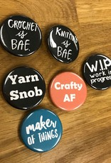 TL Yarn Craft Buttons