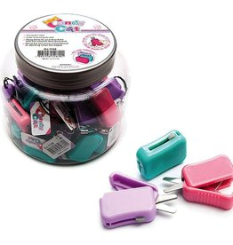 Notions Marketing Candy Cut Pocket Scissors