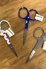 Notions Marketing Polka Dot Embroidery Scissors