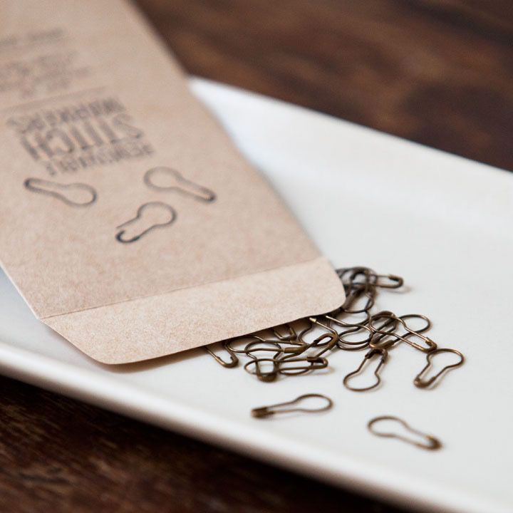 Fringe Supply Co. Removable Stitch Markers by Fringe Supply Co.