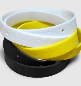 I LOVE HANDLES Rubber Wrist Ruler