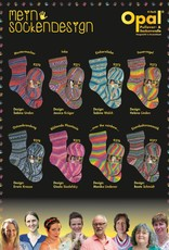 Opal My Sock Design by Opal