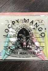 Loopy Mango 3 Musketeers Interchangeable Needle Set