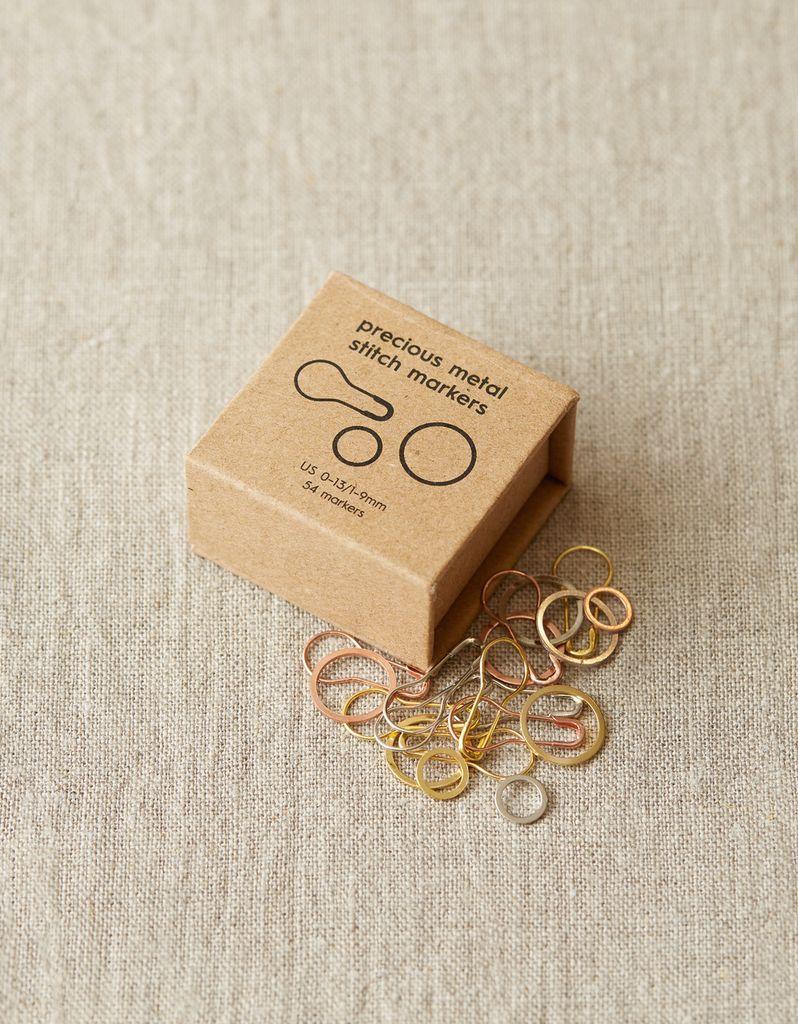 Cocoknits Precious Metal Stitch Markers