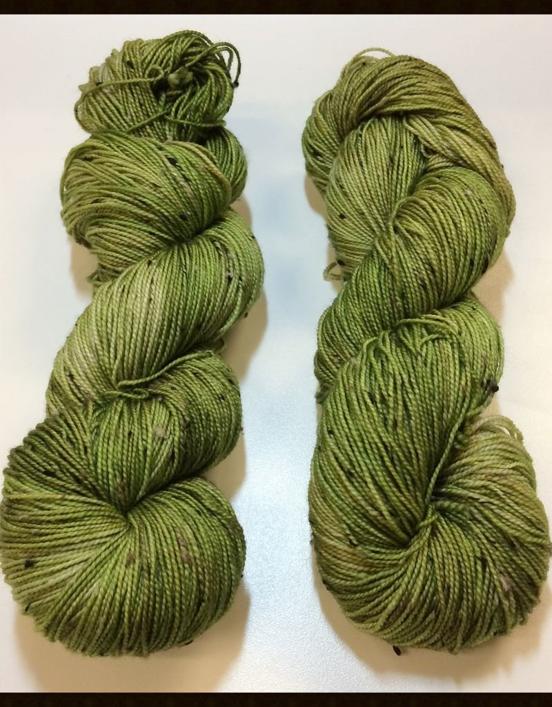 Faeriegrl Yarns Faeriegrl Tweed Yarn