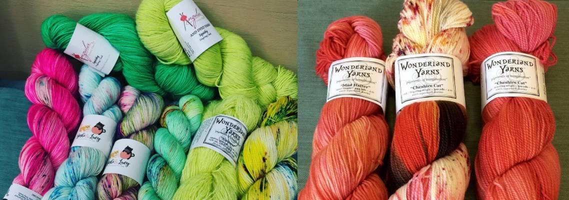 Wonderland Yarn