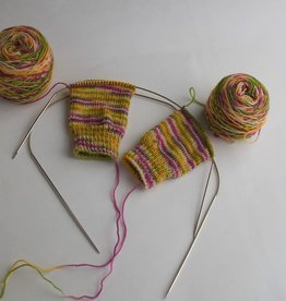Yarn it & Haberdashery Socks Two-at-a-Time - Saturdays, September 23 & 30th, 4-6 pm