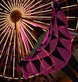 Ferris Wheel Shawl<br /> Saturday,a October 7 &amp; 21st, 1-4pm