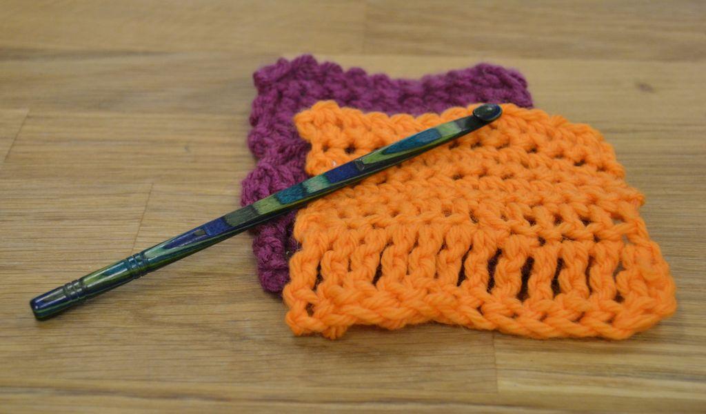 Beginning Crochet - Saturdays, August 19 & 26th, 1-3pm