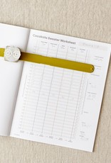 Cocoknits Sweater Worksheet Journal by CocoKnits