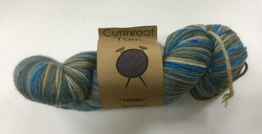 Cutthroat Yarn Worsted by Cutthroat Yarn