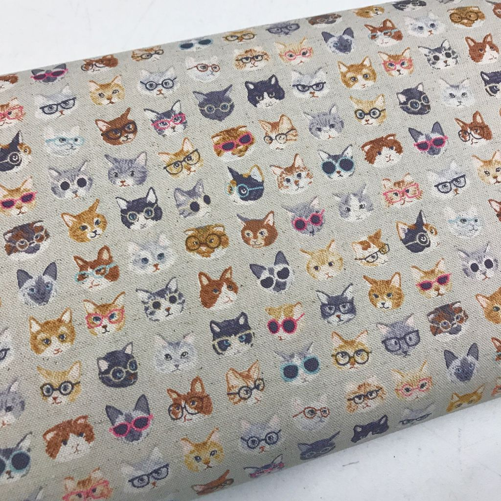 Kokka Animal Prints