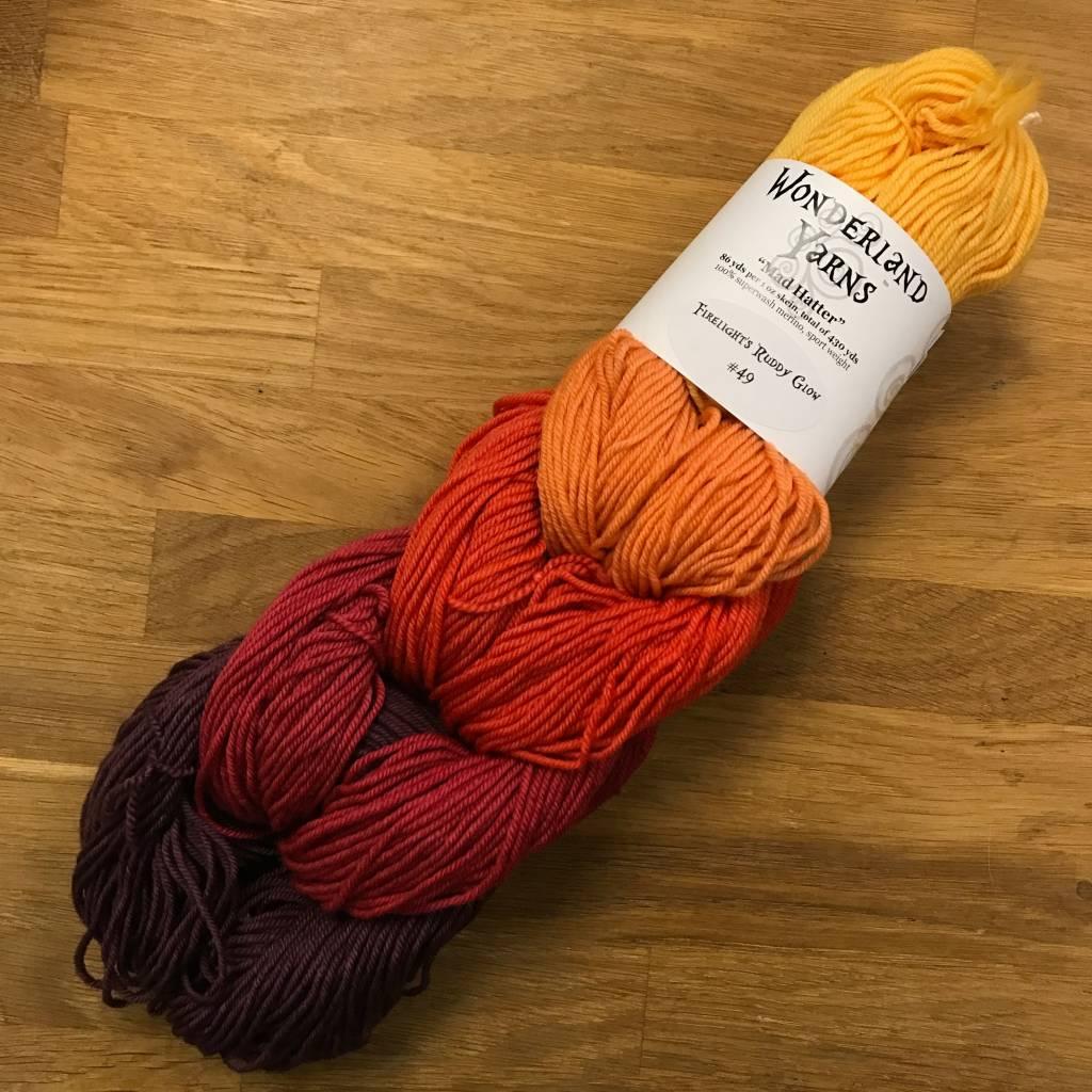 Wonderland Yarn Mad Hatter Mini Skeins - Color Collections
