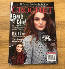 Interweave Interweave Crochet Fall 2017