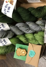 Brew City Yarns Brew City Yarns Harry Potter House Sorting Shawl Kit