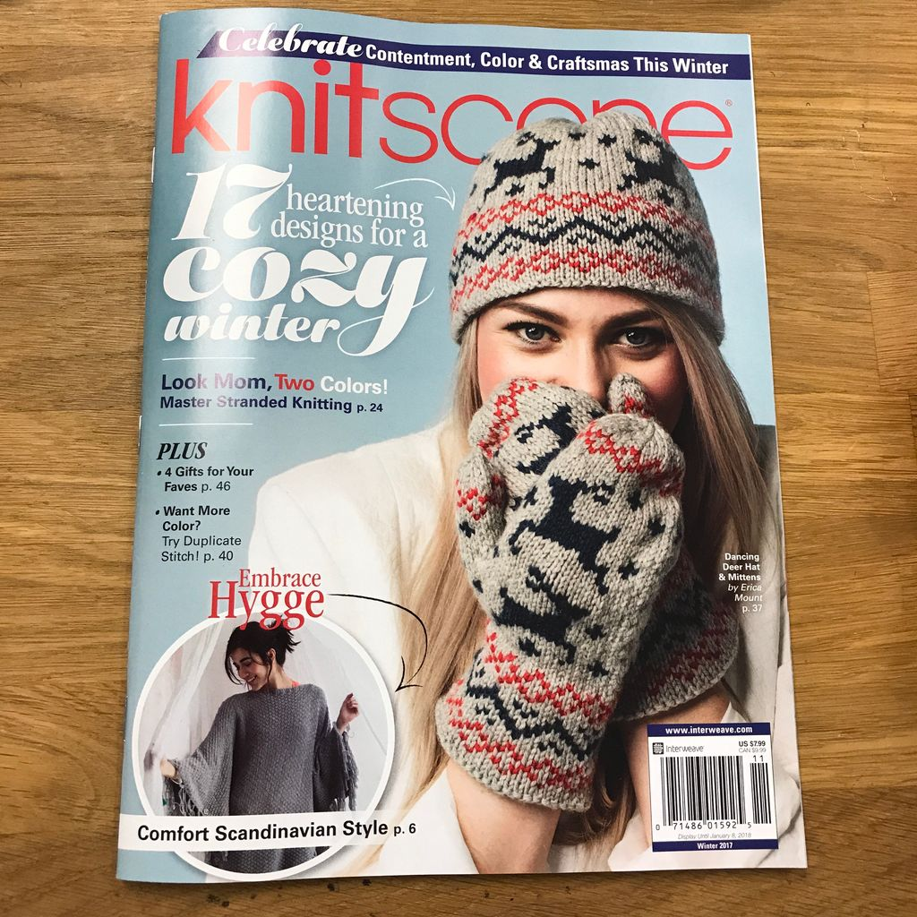 Knitscene Knitscene Winter 2018