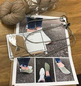 Heidi & Lana Journey Sock Kit - Pre-order