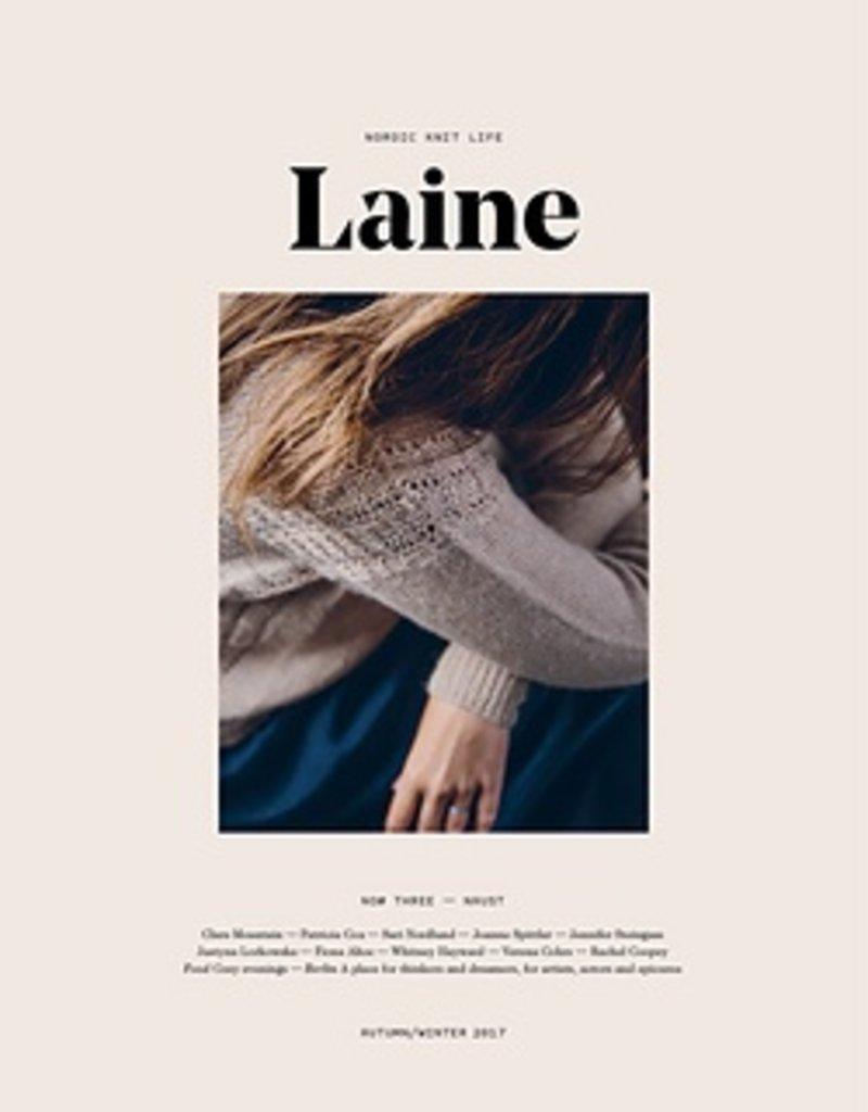 Laine Laine Magazine Issue Three