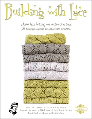 Michelle Hunter Building with Lace Pattern Book
