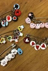 Ann Tudor Ann Tudor Glass Stitch Markers