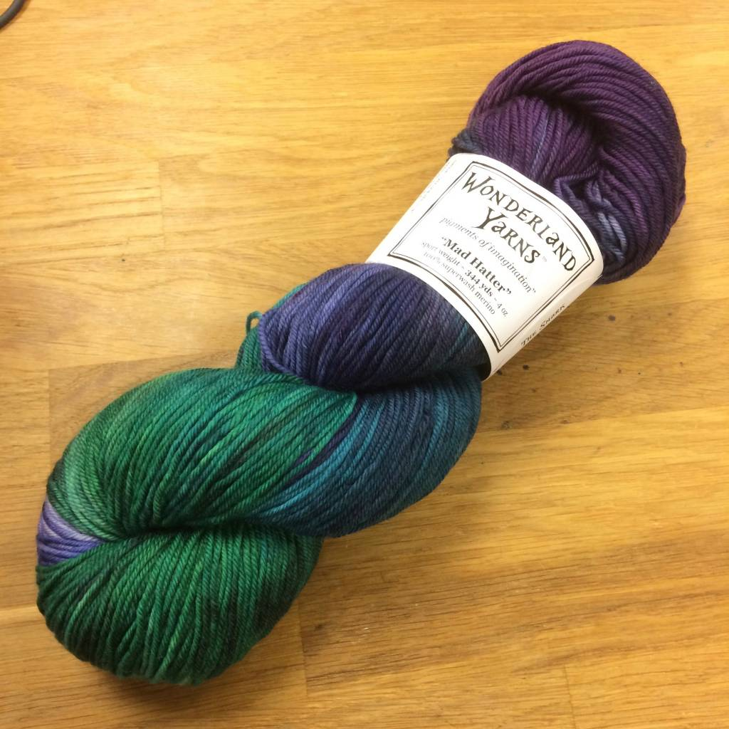 Wonderland Yarn Mad Hatter by Wonderland Yarn - Wild Ones