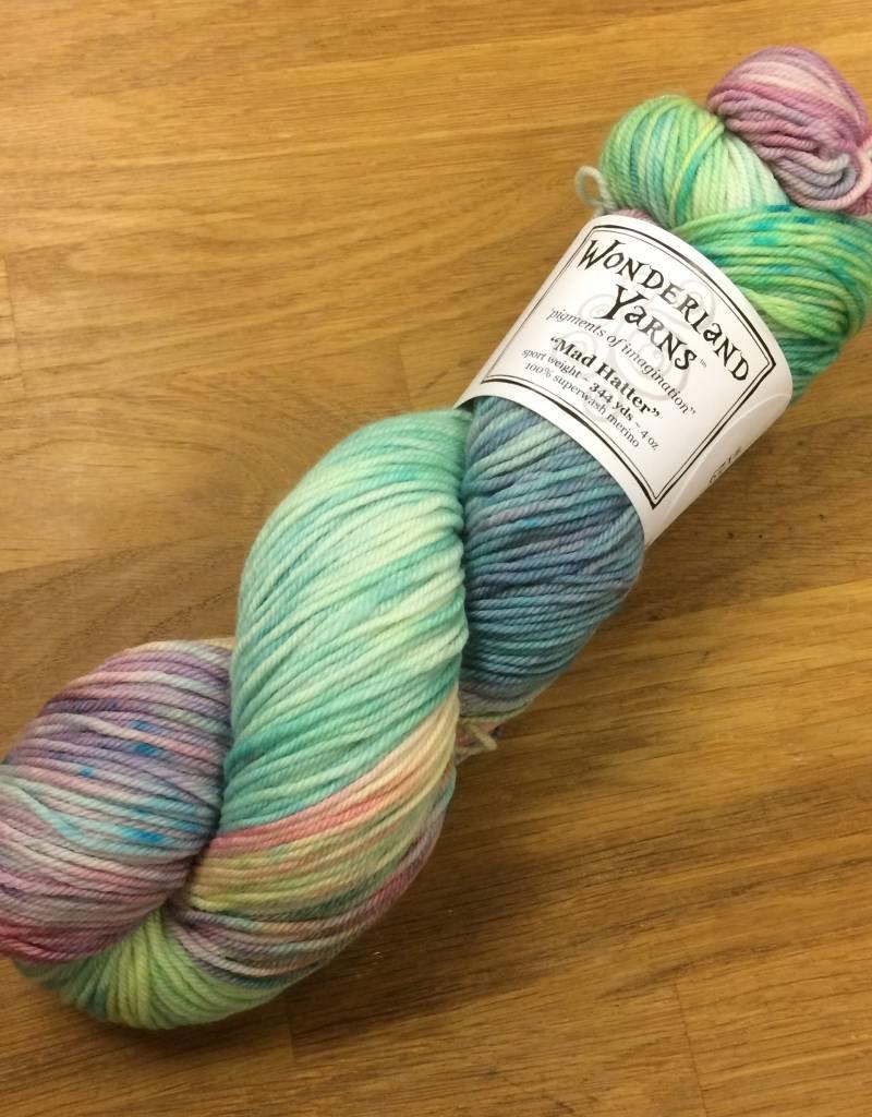Wonderland Yarn Mad Hatter by Wonderland Yarn - Wild Ones