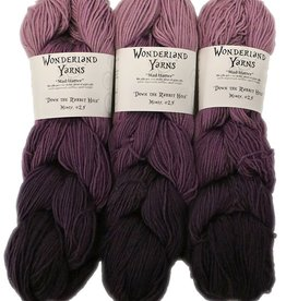 Wonderland Yarn Down the Rabbit Hole - Cheshire Cat Mini Skeins