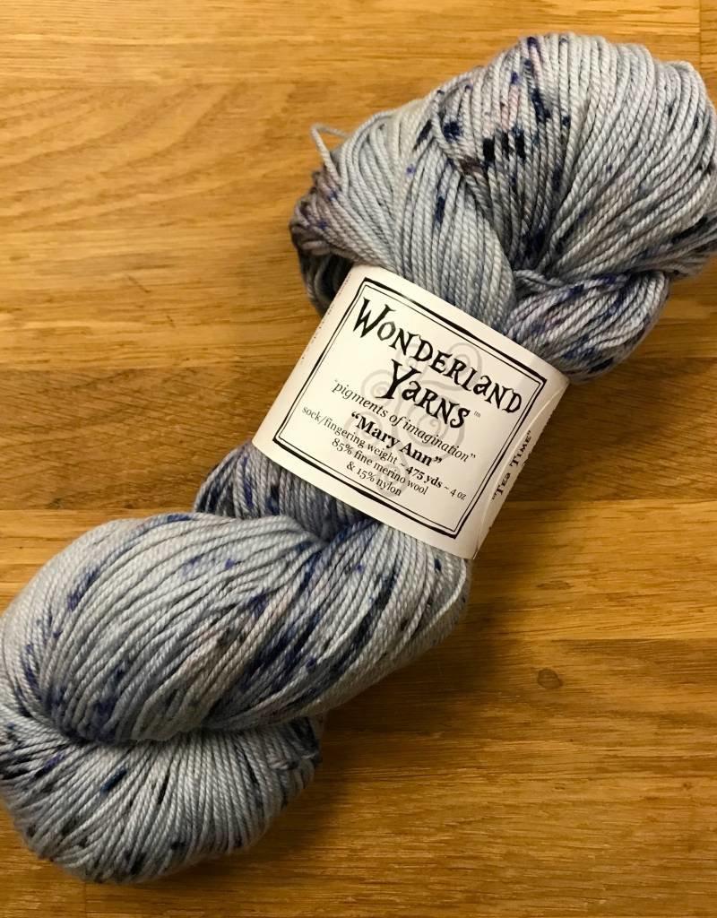 Wonderland Yarn Mary Ann by Wonderland Yarns - Tea Time